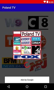 Poland TV poster
