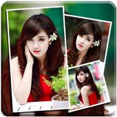 Beautiful Photo Frame Collage icon