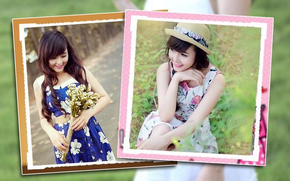 Beautiful Photo Frame Collage apk screenshot