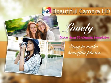 Beautiful Camera HD screenshot 10