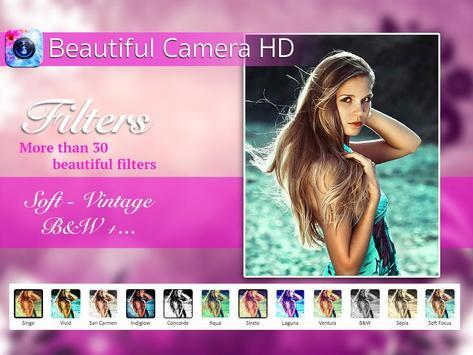 Beautiful Camera HD screenshot 5