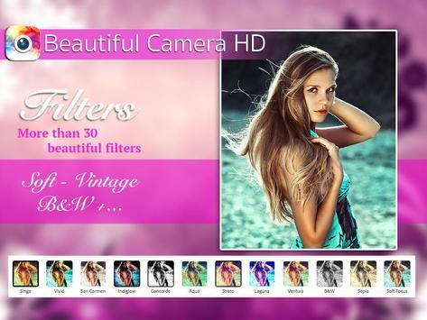 Beautiful Camera HD screenshot 9