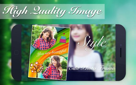 Edit Photo Frame apk screenshot