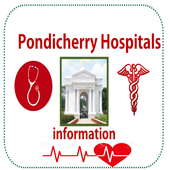 Pondicherry Hospitals Lists icon