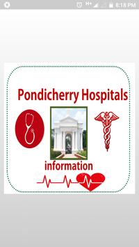 Pondicherry Hospitals Lists poster