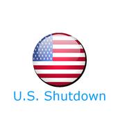 U.S. Shutdown icon