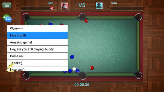 Pool Billiards - 3D Balls apk screenshot