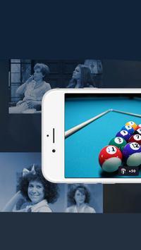 Pool Club. Billiard Shoot Ball. Snooker champ poster