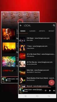 Max Player 2018 - Video Player , Free Music Player screenshot 3