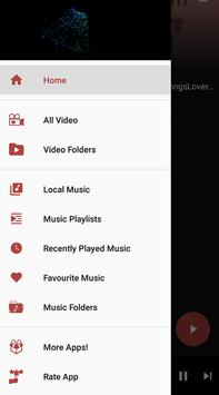 Max Player 2018 - Video Player , Free Music Player screenshot 2