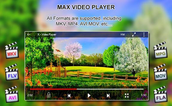 Max Player 2018 - Video Player , Free Music Player screenshot 4