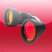 كاميرا التجسس الليلي مزحة icon