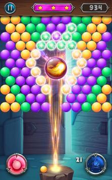 Castle Bubble Pop screenshot 1