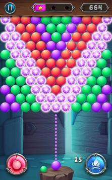Castle Bubble Pop screenshot 2