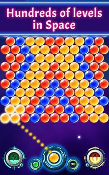 Lunar Bubble Pop screenshot 1