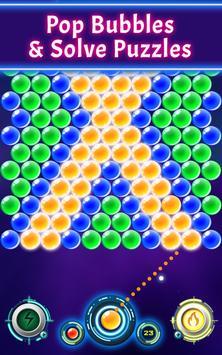 Lunar Bubble Pop screenshot 5