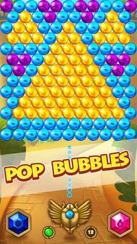 Pharaoh Bubble Pop poster