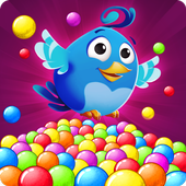 Bubble Birdy Pop icon