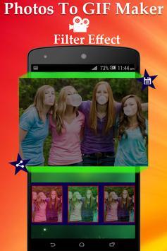 Photo to GIF - GIF Maker apk screenshot