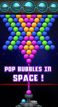 Bubble Space Pop poster
