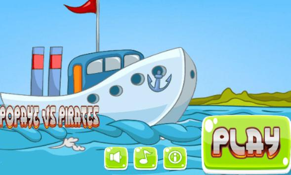 Popaye VS Pirates apk screenshot