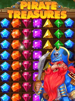 Pirates Swap Treasure poster