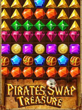 Pirates Swap Treasure screenshot 1