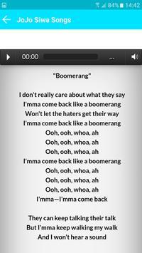 All Songs Jojo Siwa 2018 screenshot 4