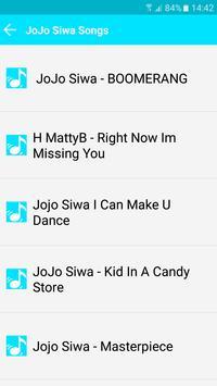 All Songs Jojo Siwa 2018 screenshot 1