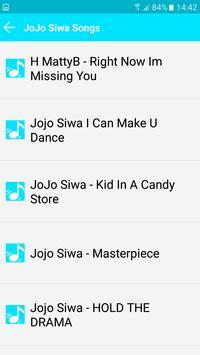 All Songs Jojo Siwa 2018 screenshot 2