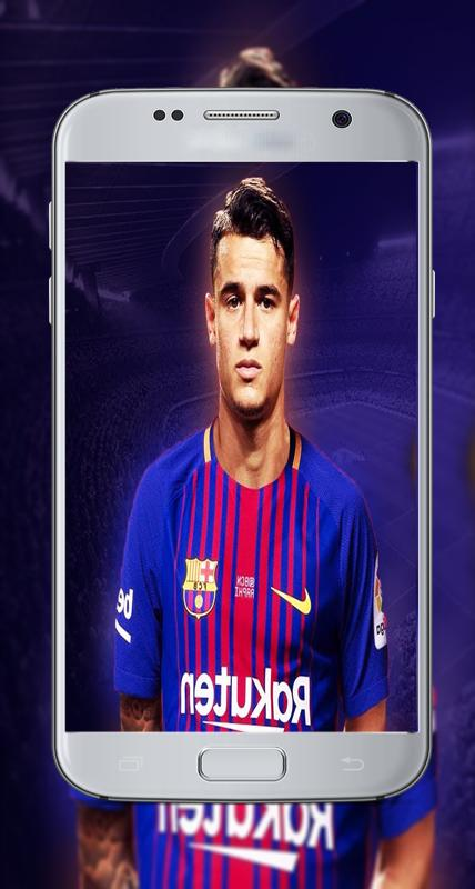 Coutinho barcelona wallpapers hd for android apk download - Coutinho wallpaper hd ...