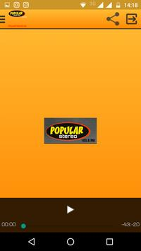 Popular stereo 103.8 fm apk screenshot