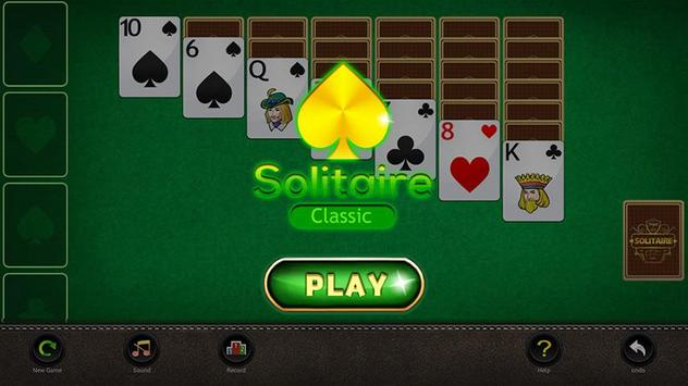 Solitaire -Classic Card Game poster