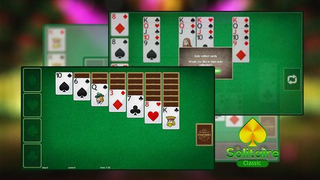 Solitaire -Classic Card Game apk screenshot