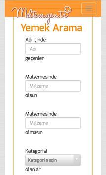 MeLTeM'in Yemek Tarifleri apk screenshot