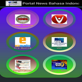 Portal News Indonesia icon