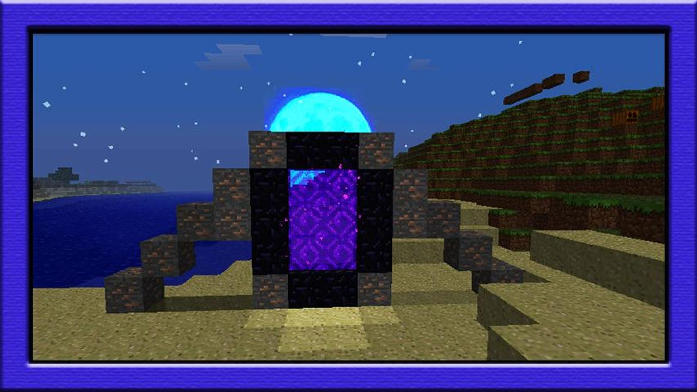 Portal Maps For Minecraft Pe For Android Apk Download