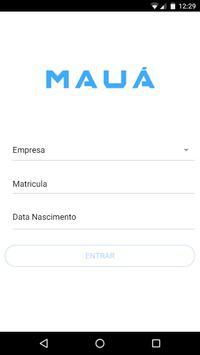 Portal Mauá - Funcionário poster