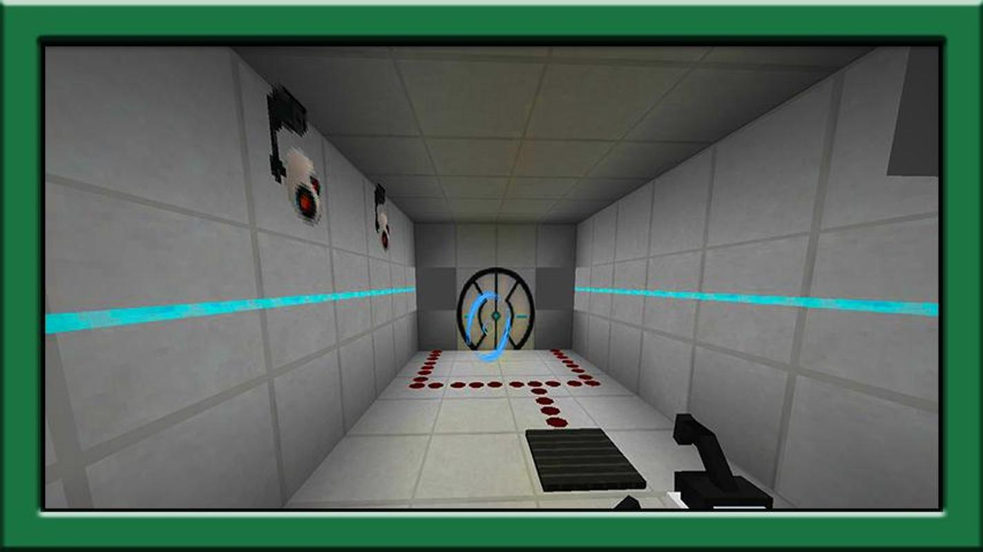 portal gun mod mcpe download ios