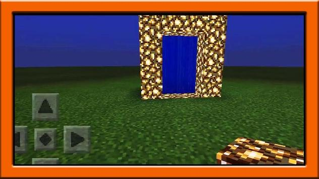 Portals for minecraft pe Cartaz