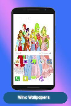 HD Wallpapers for Winx 2018 screenshot 4