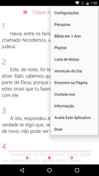 Portuguese Bible - Full Audio screenshot 7