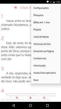 Portuguese Bible - Full Audio screenshot 1