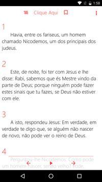 Portuguese Bible - Full Audio screenshot 3