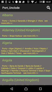 World seaports apk screenshot