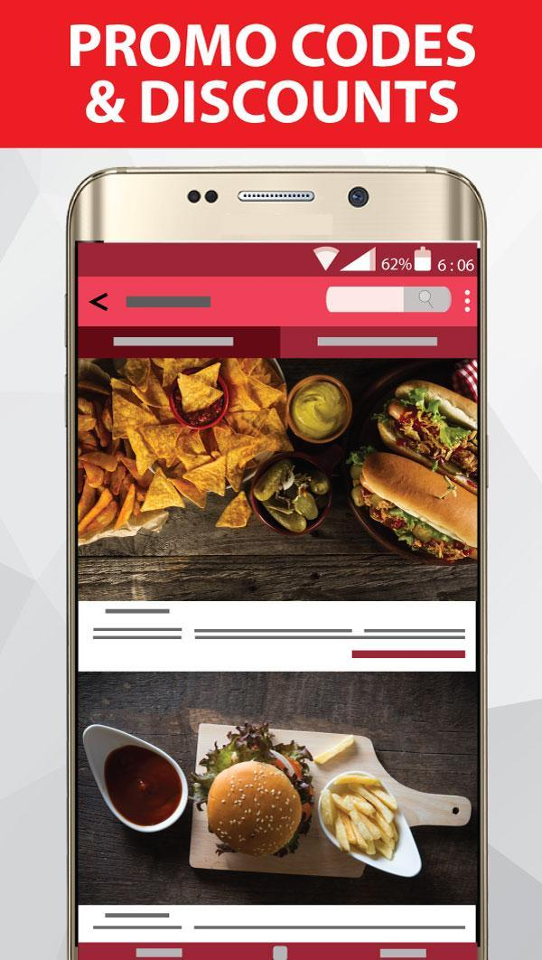 Coupons For Postmates Food Delivery For Android Apk Download