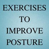Posture Corrector -How To Improve Posture icon