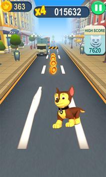 Paw Marshall Run Patrol Adventure screenshot 7