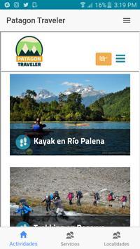 Patagon Traveler poster