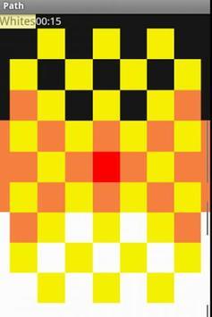 Chess Path Game screenshot 2
